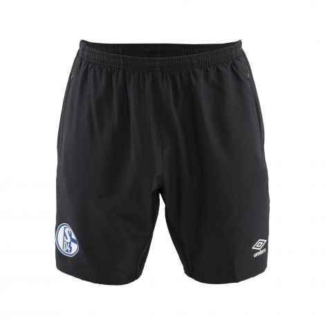 Trainingsshort Team Kids schwarz