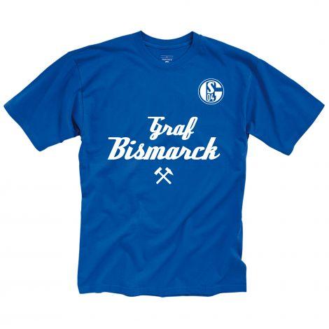 T-Shirt Zeche Graf Bismarck