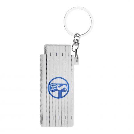 Schlüsselanhänger Zollstock