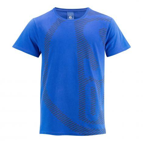 T-Shirt königsblau