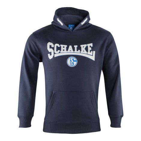 Kapuzen-Sweat Kids Schalke marine