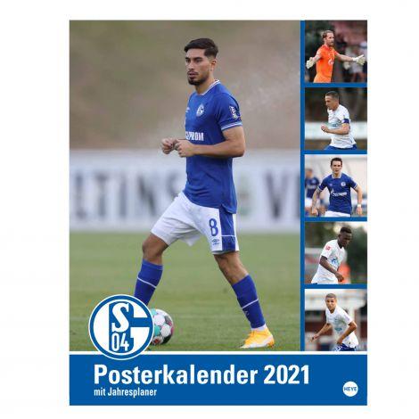 Poster-Kalender 2021