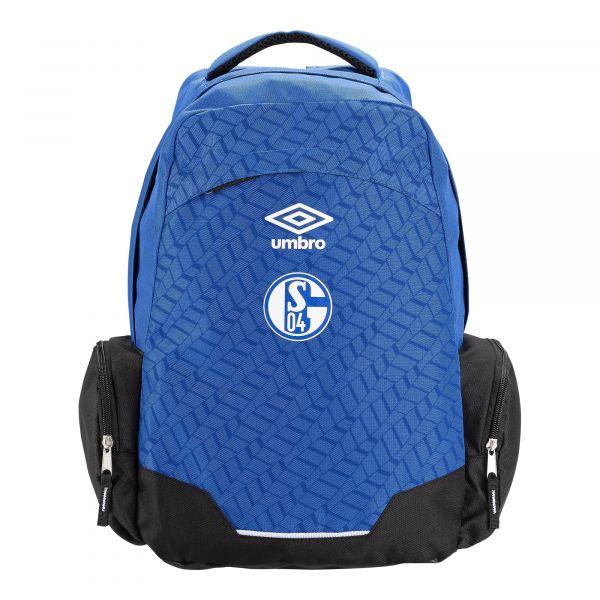 Schalke 04 FC Rucksack grau