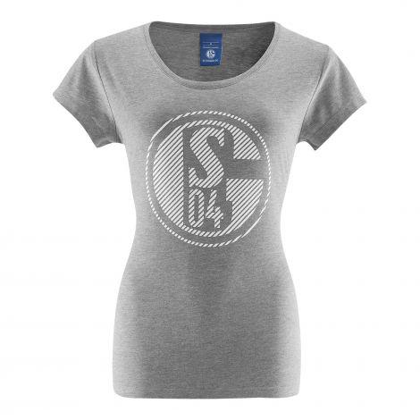 T-Shirt Damen Classic grey