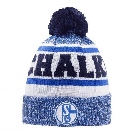 Mütze Bommel Schalke