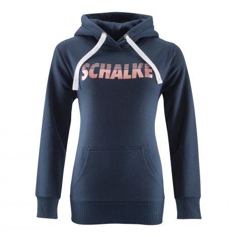 Kapuzen-Sweat Damen Schalke