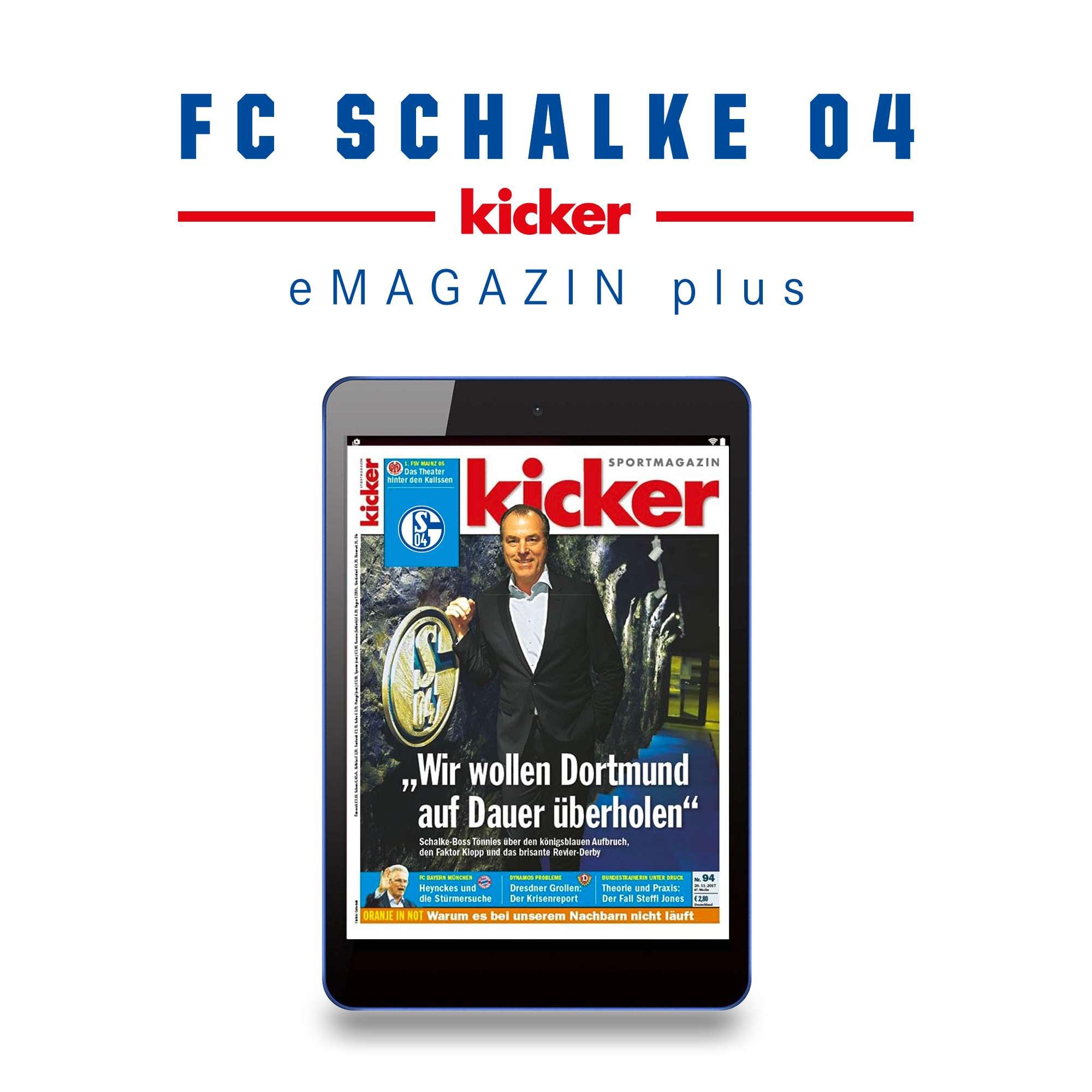 kicker eMagazine plus