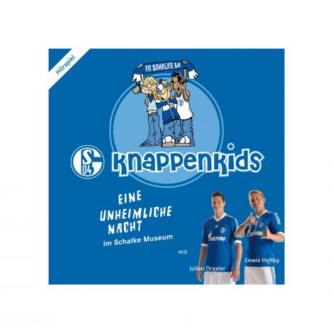 KNAPPENKIDS-Hörbuch