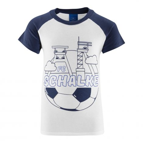 T-Shirt Kids Schalke