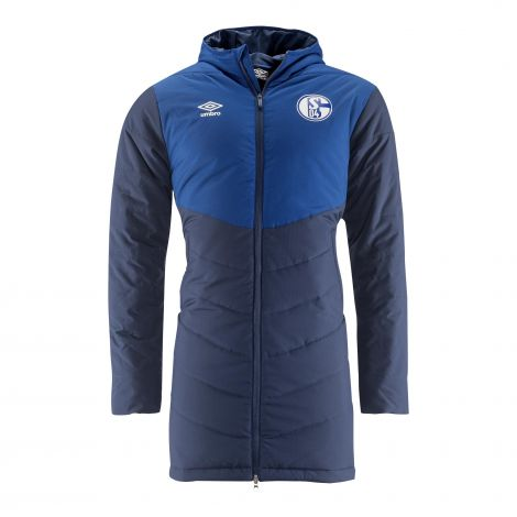 Stadionjacke Team navy