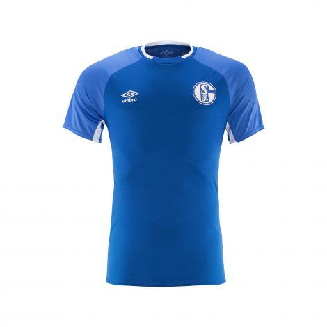 Trainingsshirt Team Kids blau