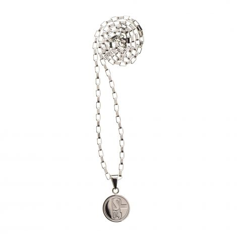 Necklace high-grade steel
