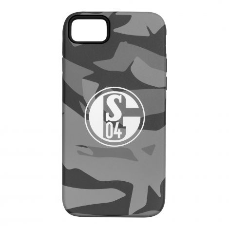 Schalke Case Camouflage iPhone 7/8