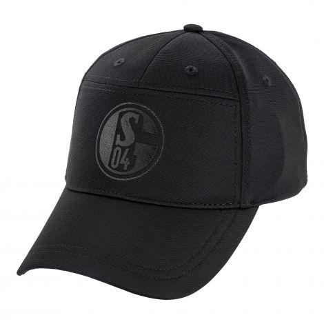 Cap Logo Prägung black