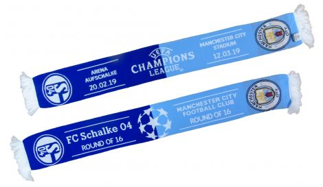 Schal Champions League Manchester City