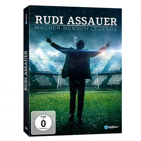 DVD Rudi Assauer - Macher. Mensch. Legende