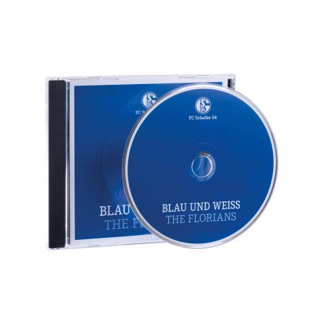 CD Blau und Weiß