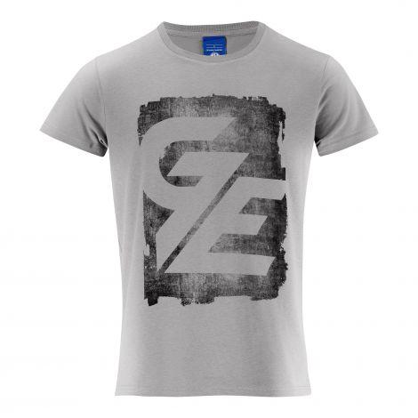 T-Shirt GE grau