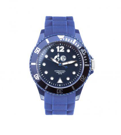 Uhr Gazprom blau