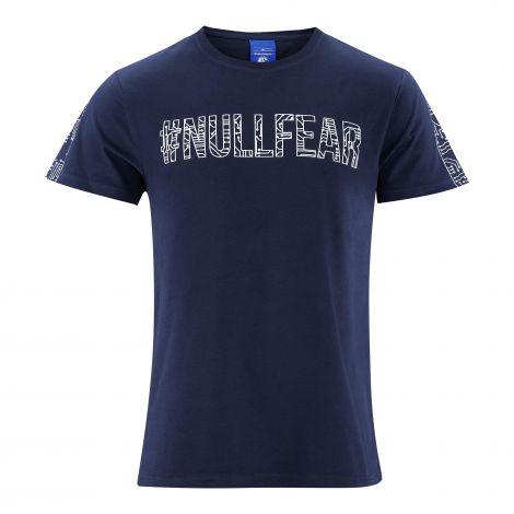T-Shirt Navy Platine
