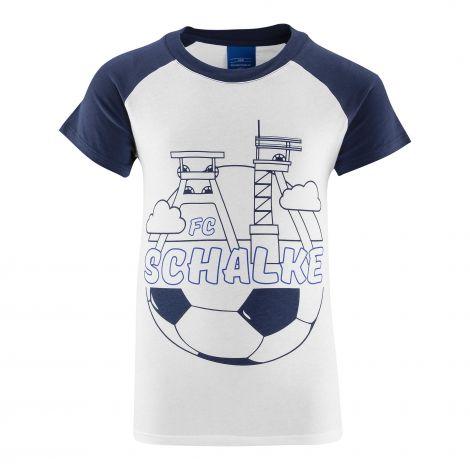 T-Shirt Kids Schalke
