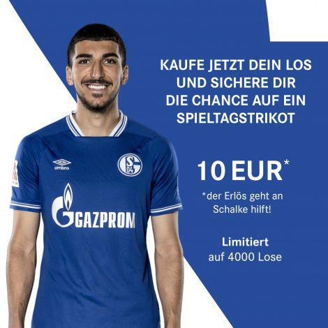 Tombolalos Schalke hilft!