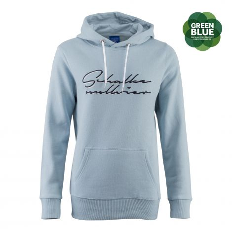 Kapuzen-Sweat Damen signature