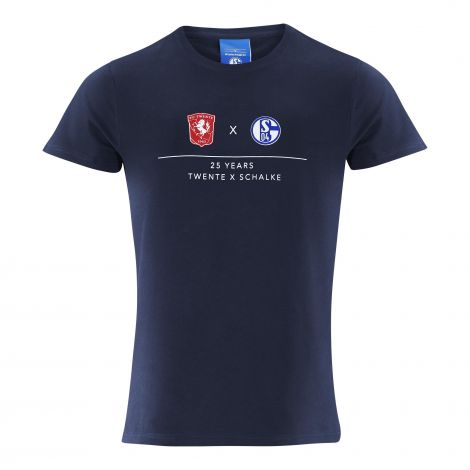 T-Shirt Twente x Schalke navy