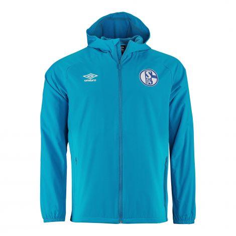 Regenjacke Team hellblau