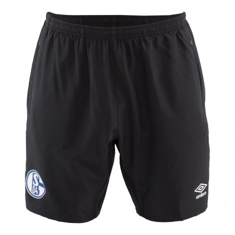 Trainingsshort Team schwarz