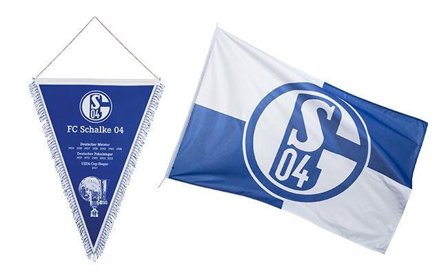 S04 Banner Fahnen Der Offizielle S04 Store