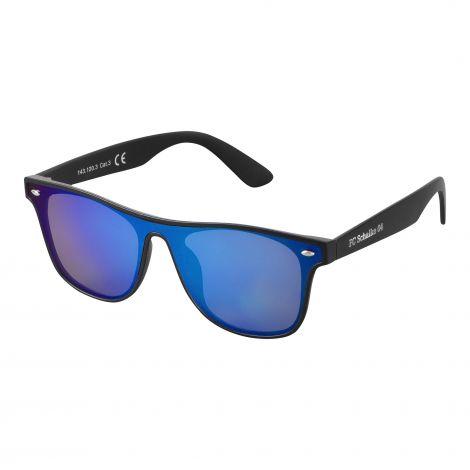 Sonnenbrille Schriftzug