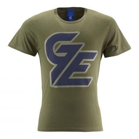 T-Shirt GE grün