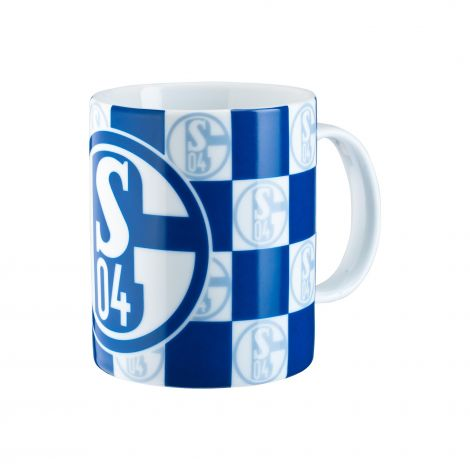 Kaffeebecher Karo