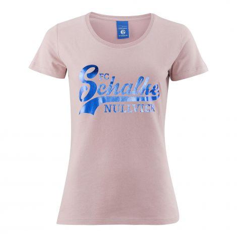 T-Shirt Damen Altrosé