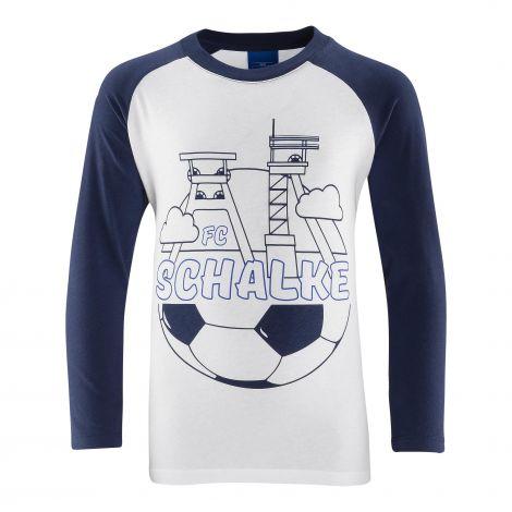 Longsleeve Kids Schalke