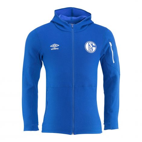 Sweat-Jacke Team blau