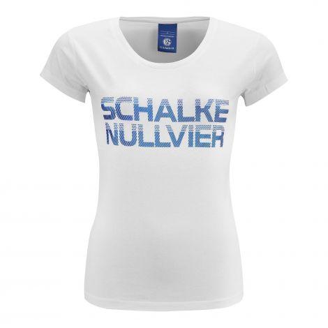 T-Shirt Damen Nullvier