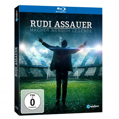 Blu-ray Rudi Assauer - Macher. Mensch. Legende