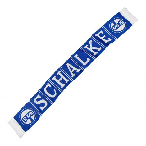 Schal Schalke Block