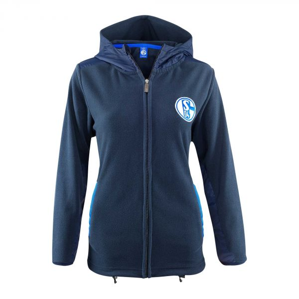 Kapuzen-Sweat Damen Fleece
