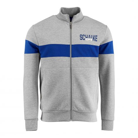 Sweat-Jacke Double Face