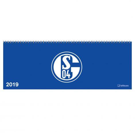 Tischquerkalender 2019