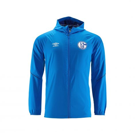 Regenjacke Team Kids blau