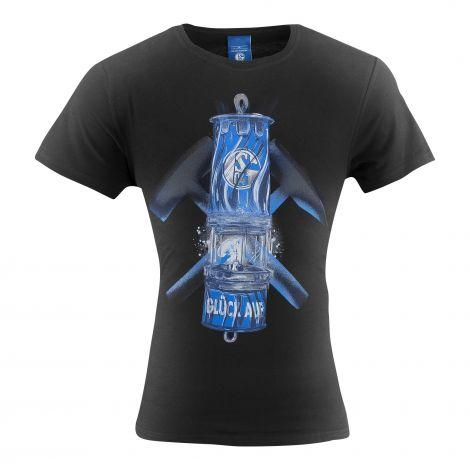 T-Shirt Grubenlampe