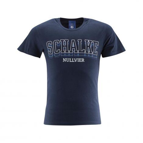 T-Shirt Kids Schalke 3D