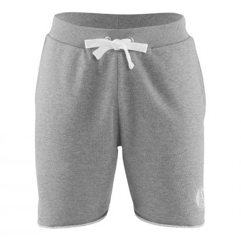 Sweat-Hose Classic grey kurz