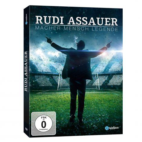 DVD Rudi Assauer - Macher. Mensch. Legende