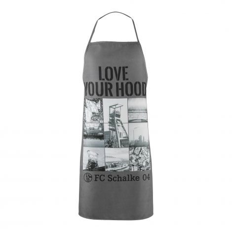 Grillschürze Love your Hood