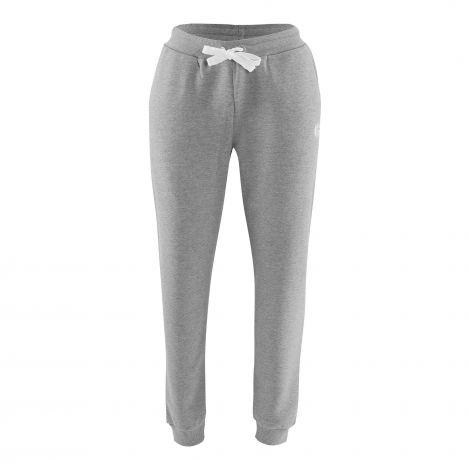 Sweat-Hose Damen Classic grey